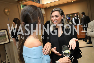 Suzanne Kianpour, Jordan Colvin. Photo by Tony Powell. 2019 AUAF Gala. Four Seasons. June 17, 2019