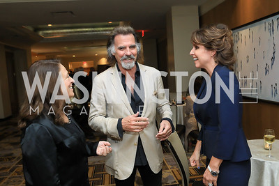 Elizabeth Avellan, Jeff Fahey, Kristi Rogers. Photo by Tony Powell. 2019 AUAF Gala. Four Seasons. June 17, 2019