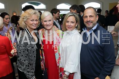 Linda Potter, Caroline Croft, Mariella Trager, Michael Trager. Photo by Tony Powell. 2019 Gringos and Mariachis. May 5, 2019