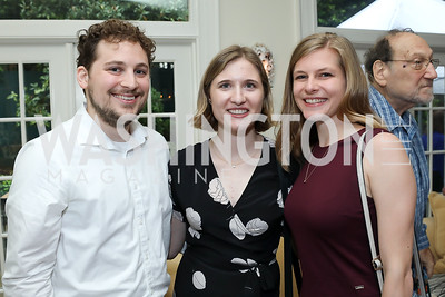 Ethan Karnes, Joanna Moley, Katie Schoenike. Photo by Tony Powell. 2019 Gringos and Mariachis. May 5, 2019