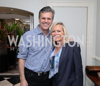 Tim Shriver, Deborah Sigmund. Photo by Tony Powell. 2019 Gringos and Mariachis. May 5, 2019