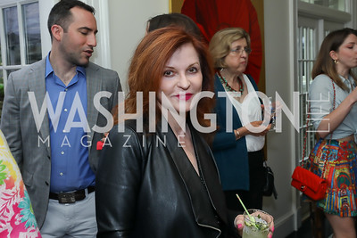 Maureen Dowd. Photo by Tony Powell. 2019 Gringos and Mariachis. May 5, 2019