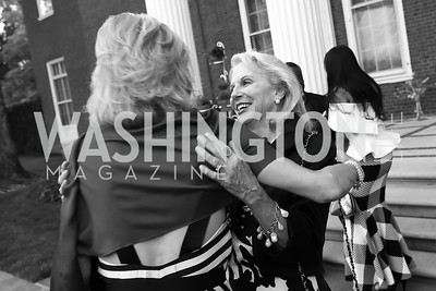 "Marilyn Wald. Photo by Tony Powell. 2019 Hillwood ""Black & White"" Gala. June 4, 2019"