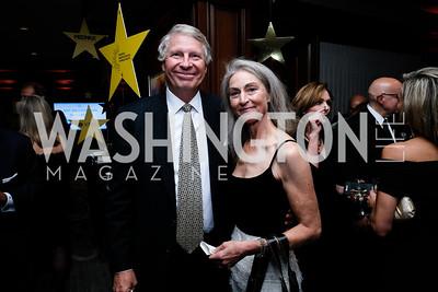 Dr. Stephen and Kathryn Jones Photo Naku Mayo INOVA Honors Dinner November 2019