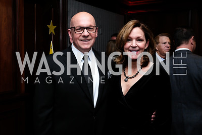 Rick Leidlweitz Jennifer Siciliano Photo Naku Mayo INOVA Honors Dinner November 2019