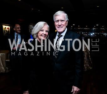 Faye and Ken Morrissette Photo Naku Mayo INOVA Honors Dinner November 2019