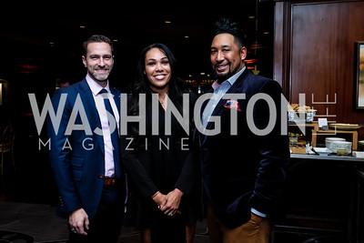 Matt Kinard Dr. Monica Page Clifton Photo Naku Mayo INOVA Honors Dinner November 2019