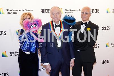 Sesame Street Co-founder Dr. Lloyd Morrisett. Photo by Tony Powell. 2019 Kennedy Center Honors. December 8, 2019