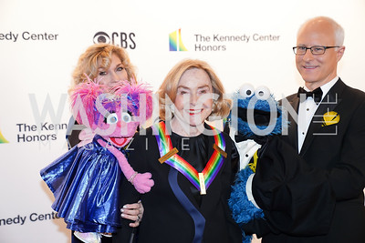 Sesame Street Co-founder Joan Ganz Cooney. Photo by Tony Powell. 2019 Kennedy Center Honors. December 8, 2019