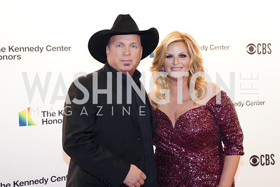 Garth Brooks and Trisha Yearwood. Photo by Tony Powell. 2019 Kennedy Center Honors. December 8, 2019