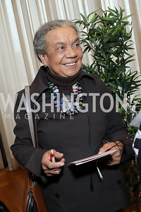 Marian Wright Edelman. Photo by Tony Powell. Live It Learn It Spring Celebration. Kreeger Museum. May 2, 2019