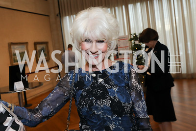 Diane Rehm. Photo by Tony Powell. Live It Learn It Spring Celebration. Kreeger Museum. May 2, 2019