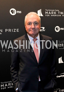 Lorne Michaels. Photo by Tony Powell. 2019 Mark Twain Prize. Kennedy Center. October 27, 2019