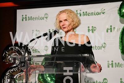 NIDA Director Dr. Nora Volkow. Photo by Tony Powell. 2019 Mentor Foundation Gala. House of Sweden. November 15, 2019