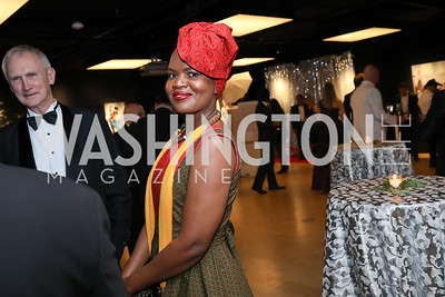 Changu Newman. Photo by Tony Powell. 2019 Mentor Foundation Gala. House of Sweden. November 15, 2019