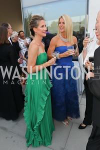 Eleanor Maguire, Amanda Marshall. Photo by Tony Powell. 2019 NSO Gala. Kennedy Center. September 28, 2019