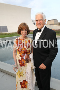 Patricia Sagon and Chuck Miller. Photo by Tony Powell. 2019 NSO Gala. Kennedy Center. September 28, 2019.JPG