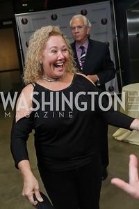 Tamara Buchwald. Photo by Tony Powell. 2019 PEN/Faulkner Gala. Katzen Center. October 26, 2019