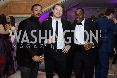 Drystone Brewer Clate Smith Emeka Oputa S.O.M.E Winter Ball February 8, 2019 Photo by Naku Mayo