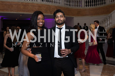 Lanae McMillian Ryan Anthony  S.O.M.E Winter Ball February 8, 2019 Photo by Naku Mayo