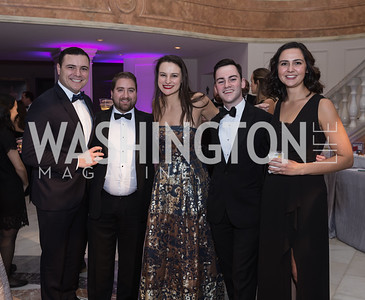 Brad, Ryan, Nicole, James, Annie S.O.M.E Winter Ball February 8, 2019 Photo by Naku Mayo