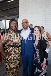 Yolanda McCutchen Monte Standford Kristin Charmers Photo by Naku Mayo Step Afrika 25th Anniversary Gala June 6, 2019
