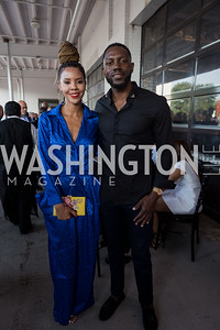 Taylor Osborne-Smith Eric Singleton Photo by Naku Mayo Step Afrika 25th Anniversary Gala June 6, 2019