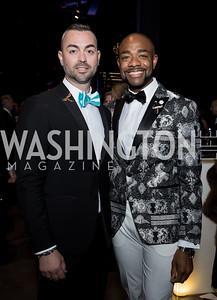 Wayne Fortune Brandon Clay Photo by Naku Mayo Washington Ballet  Gala May 10, 2019