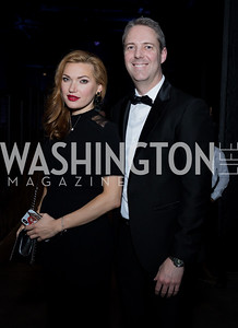 Natalia Malygina Brian Hartman Photo by Naku Mayo Washington Ballet  Gala May 10, 2019