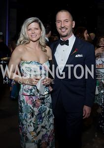 Susi Larsen Eric Larsen Photo by Naku Mayo Washington Ballet  Gala May 10, 2019