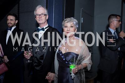 Bill Brust Elaine Kudo Photo by Naku Mayo Washington Ballet  Gala May 10, 2019