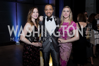 Kelly Padgett Ryan Hayes Cat Powars Photo by Naku Mayo Washington Ballet  Gala May 10, 2019