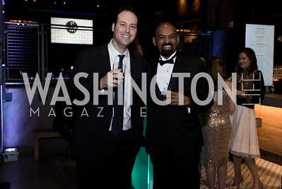 Marc Katz Andy Louis-Charles Photo by Naku Mayo Washington Ballet  Gala May 10, 2019