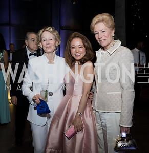 Eve Lilley Shigeko Bork Dorothy McSweeny Photo by Naku Mayo Washington Ballet  Gala May 10, 2019