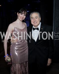 Olivia Lipnick Bruce Lipnick Photo by Naku Mayo Washington Ballet  Gala May 10, 2019