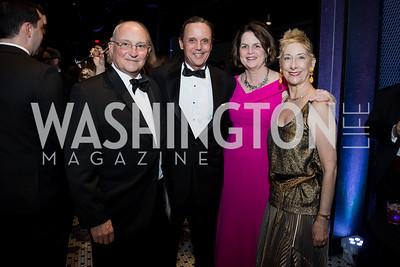 Tom Watson  Richard and Courtney Watson Joan McCarthy Photo by Naku Mayo Washington Ballet  Gala May 10, 2019