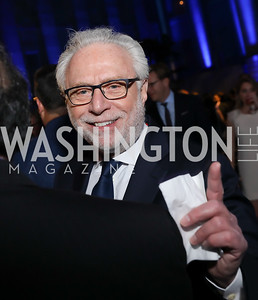 Wolf Blitzer. Photo by Tony Powell. 2019 WHCD The Hill's A Toast to Freedom of the Press. NPG. April 26, 2019