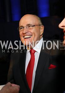 Mayor Rudy Giuliani. Photo by Tony Powell. 2019 WHCD The Hill's A Toast to Freedom of the Press. NPG. April 26, 2019