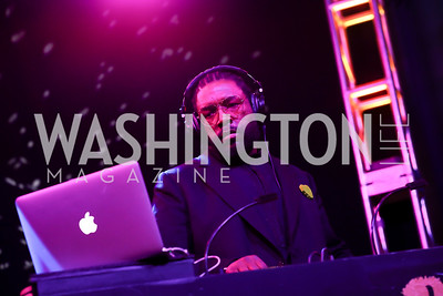 Questlove. Photo by Tony Powell. 2019 WHCD The Hill's A Toast to Freedom of the Press. NPG. April 26, 2019