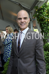 Michael Kelly. Photo by Tony Powell. 2019 WHCD Garden Brunch. April 27, 2019