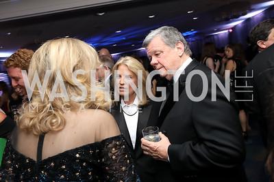 Greta Van Susteren and John Coale. Photo by Tony Powell. 2019 WHCD Pre-parties. Washington Hilton. April 27, 2019