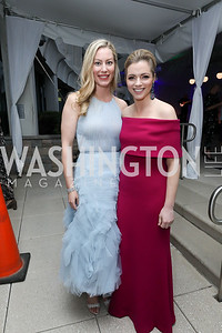 Meredith McPhillips, Kayla Tausche. Photo by Tony Powell. 2019 WHCD Pre-parties. Washington Hilton. April 27, 2019