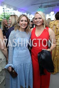 Katie Wojcik, Colleen Connolly. Photo by Tony Powell. 2019 WHCD Pre-parties. Washington Hilton. April 27, 2019