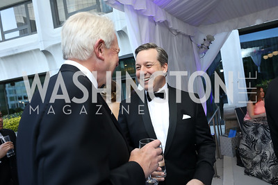 Ed Henry. Photo by Tony Powell. 2019 WHCD Pre-parties. Washington Hilton. April 27, 2019