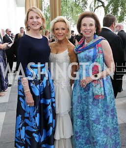 Carey Hamilton, Marcy Maguire, Trey Ellen Boer. Photo by Tony Powell. 2019 WNO Spring Gala. Kennedy Center. May 18, 2019