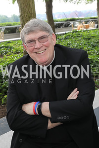 Monsignor John Enzler. Photo by Tony Powell. 2019 WNO Spring Gala. Kennedy Center. May 18, 2019