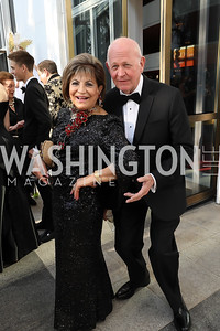 Annie Totah, Michael Pillsbury. Photo by Tony Powell. 2019 WNO Spring Gala. Kennedy Center. May 18, 2019