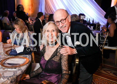 Willee and Finlay Lewis. Photo by Tony Powell. 2019 WPA Annual Gala. March 30, 2019