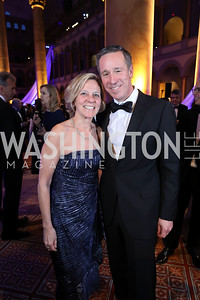 Ruth and Arne Sorenson. Photo by Tony Powell. 2019 WPA Annual Gala. March 30, 2019