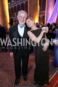 Robert and Barbara Liotta. Photo by Tony Powell. 2019 WPA Annual Gala. March 30, 2019